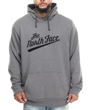 The North Face - Retro Script Pullover Hoodie (B&T)