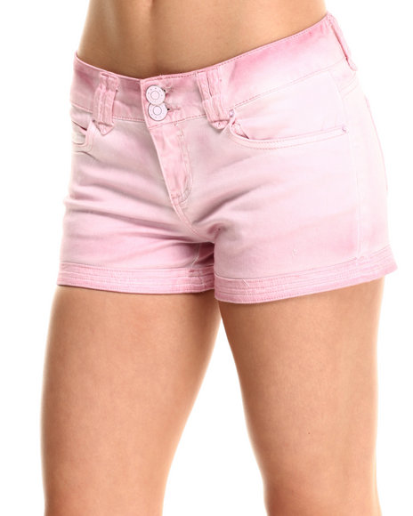 Fashion Lab Light Pink Shorts