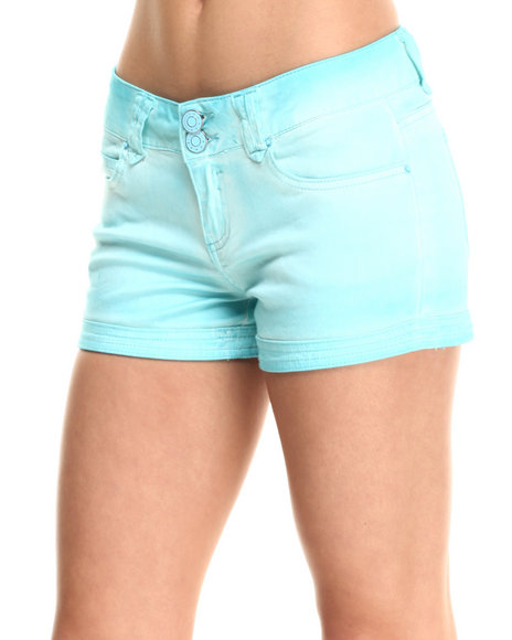 Fashion Lab Light Blue Shorts