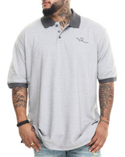 Men - Shadow Twill Polo (B&T)