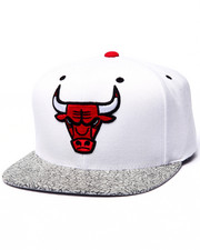Men - Chicago Bulls Fresh to Death Edition Custom Snapback Hat (Drjays.com Exclusive)