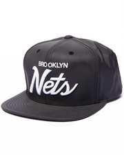 Men - Brooklyn Nets Reflective 3M Edition Custom Snapback Hat (Drjays.com Exclusive)