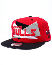 Men - Chicago Bulls Retro Edition Custom Snapback Hat Drjays.com Exclusive) (Undervisor Detail)