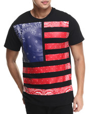Buyers Picks - Flags & Banadanas s/s tee