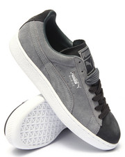 Footwear - Suede Classic Lo+