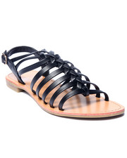 Footwear - Ken Low Strappy Gladiator Sandal