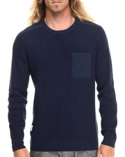 WESC - Kayden Pocket L/S Knit Shirt