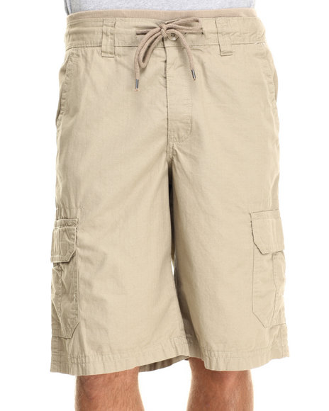 Buyers Picks - Men Khaki Dueces Cargo Shorts