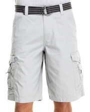 Buyers Picks - Front Stage Belted Ripstop Cargo Shorts