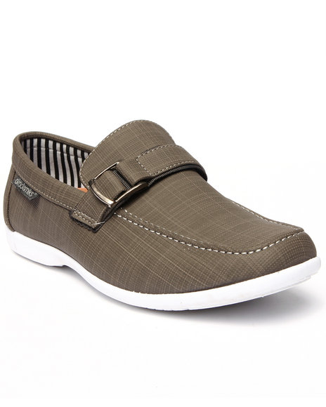 Ur-ID 215589 Akademiks - Men Grey Buckle Casual Shoe