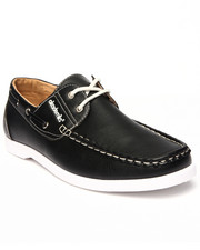 Men - Laced Boat Shoe