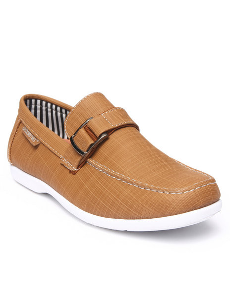 Ur-ID 215654 Akademiks - Men Tan Buckle Casual Shoe