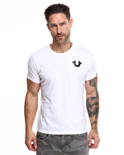True Religion - Crafted w Pride Logo Tee