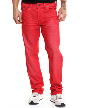 True Religion - Ricky Faded Cord Pant