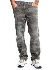 True Religion - Ricky Faded Camo Pant