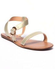 Women - Jerry Open Toe Flat Sandal