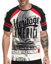 Heritage America - Money Print T-Shirt
