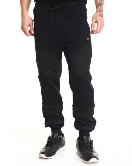 Rocksmith - Men Black Shinobi Jogger