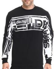 Men - Cote Script Sweatshirt