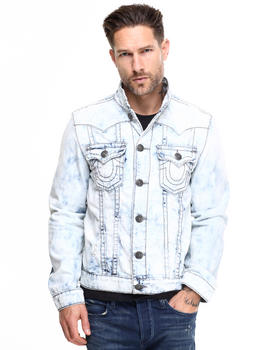 Jackets & Coats - Jimmy Mineral Reef Jean Jacket