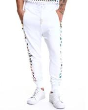 Jeans & Pants - Laser Cut Jogger