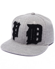 Men - Wavelordz I I Snapback Hat