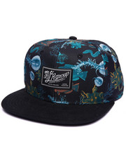Men - Underwater High 5 Snapback
