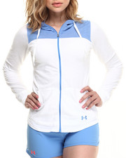 Hoodies - UA BLiss Light Weight Quick Dry Hoodie