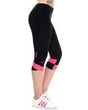 Leggings - Fly By Compression Capri