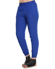Pants - Smocked Monroe Jogger