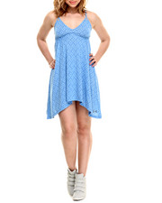 Women - UA Floca Dress w/moisture transport system