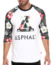 Men - Paradise Icon Raglan Tee