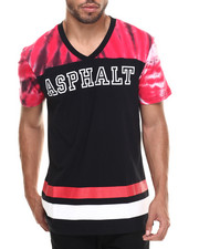 Men - Starburst Football Tee