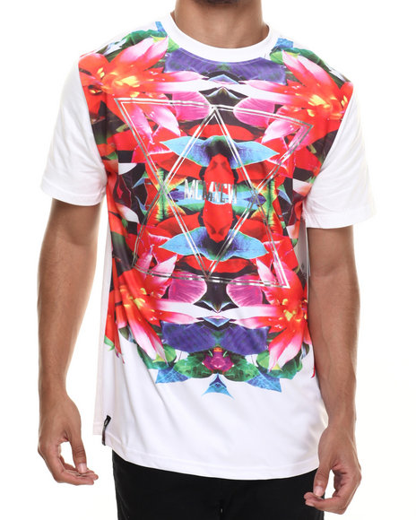 Ur-ID 215822 Enyce - Men White Toucan Sam T-Shirt