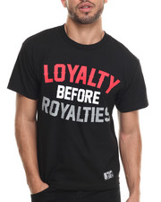 Men - Loyalty Tee