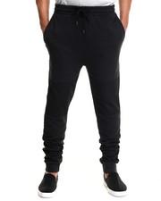 Jeans & Pants - Mesh Knee Jogger