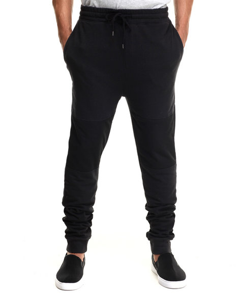 Ur-ID 215858 Waimea - Men Black Mesh Knee Jogger