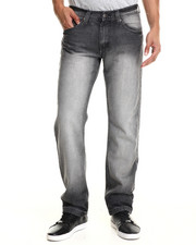 Akademiks - Cobble Hill Washed Denim Jeans