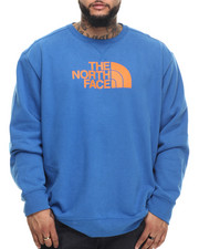 The North Face - Half Dome Fleece Crew Sweatshirt (B&T)