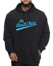 The North Face - Retro Script Pullover Hoodie (B&T)