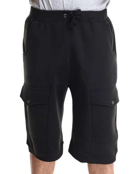 Mens Cargo Shorts W String