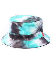 The Skate Shop - Starburst Tie Dye Reversible Bucket Hat
