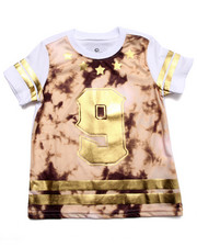 Akademiks - SUBLIMATION TEE (2T-4T)