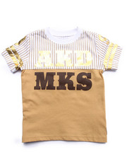Tops - CUT & SEW TEE (2T-4T)