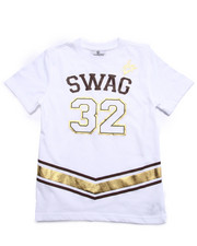 T-Shirts - SWAGG TEE (8-20)