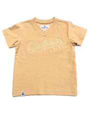 Tops - SLUB V-NECK TEE (2T-4T)