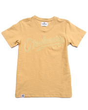 Tops - SLUB V-NECK TEE (8-20)