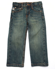 Bottoms - ROLODEX SIGNATURE JEANS (2T-4T)