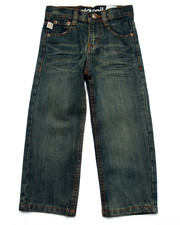 Bottoms - ROLODEX SIGNATURE JEANS (4-7)