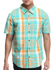 LRG - Franco Hova S/S Button-Down